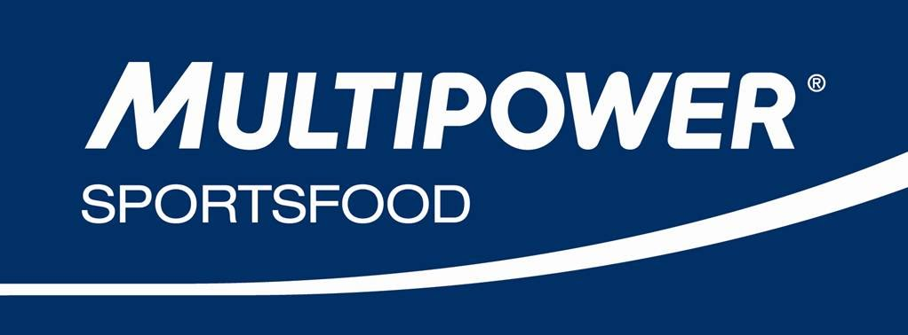 New Multipower logo sports food